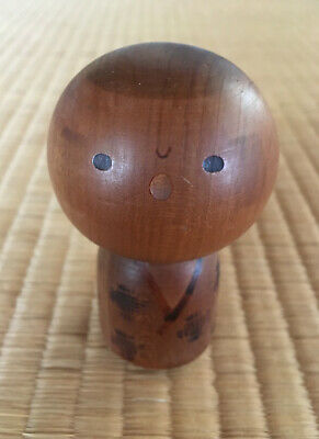 9cm Kokeshi Doll / Japanese Traditional Craft