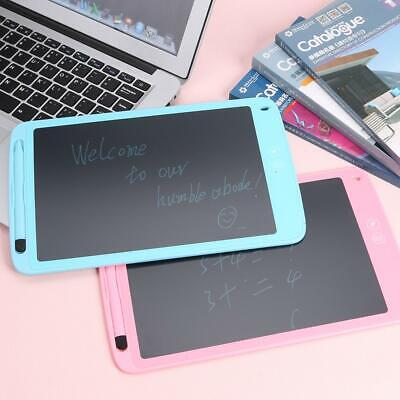 8.5''-12'' Portable LCD Writing Tablet Electronic Kids Drawing Board Notepad Lot