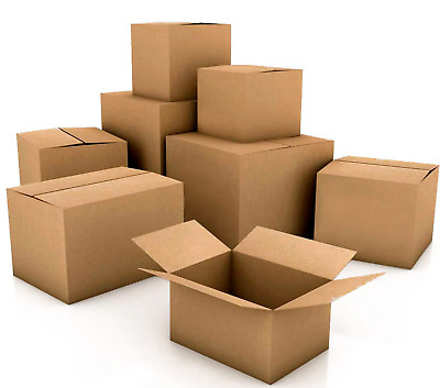 25 16x12x10 Shipping Packing Mailing Moving Boxes Corrugated Cartons - FAST SHIP