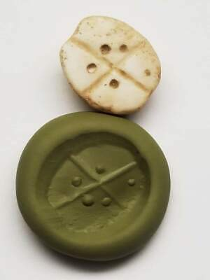 Levantine, Stamp Seal, 4th-2nd Mil. BC, Stone 20 x 23, Intact