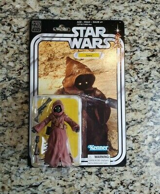 "Jawa 6/"" The Black Series STAR WARS Hasbro MIB 40th Anniversary"