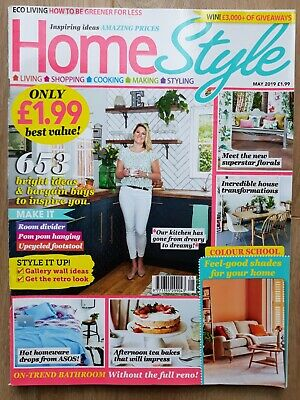 Your Home magazine - May 2019