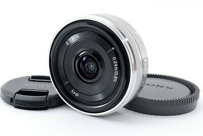 SONY 16mm f/2.8 SEL16F28 Wide Angle E Mount Lens from Japan [Exc+++] #566217A