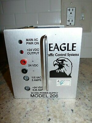 Eagle Traffic Control Systems Unit 206 New Old Stock