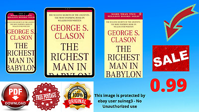 The Richest Man in Babylon By George S. Clason (PDF book)