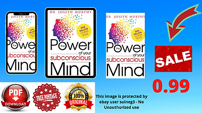 The power of your subconscious mind by Joseph Murphy (PDF book)