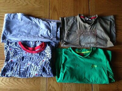 Boys Bundle Of 4 Items For Age 11 To 12 Years Inc Slazenger & Quicksilver