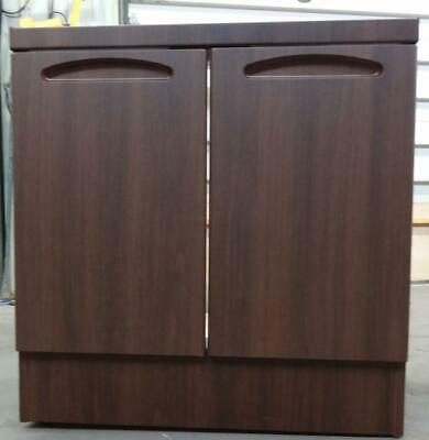 MidMark BN03 Assist Treatment Cabinet Brown