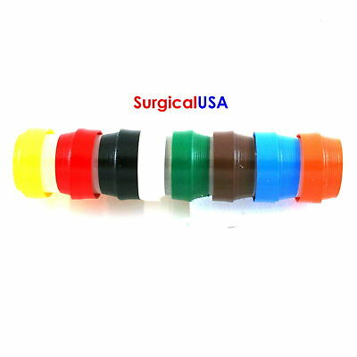 Surgical Instruments Marking Tape Identification 9 Assorted Color Adhesive Pack