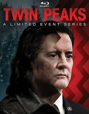 Twin Peaks: A Limited Event Series New Bluray
