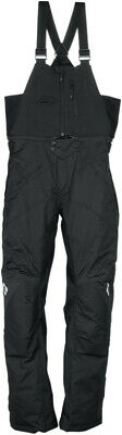 Arctiva Adult Mech Insulated Snowmobile Pants Snow Bibs Black L
