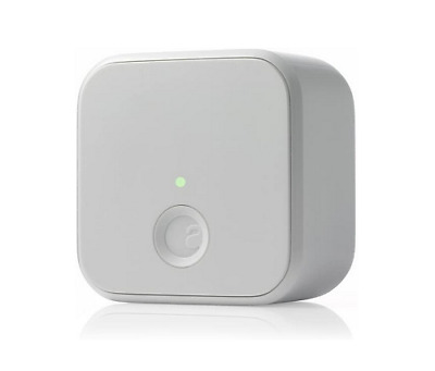 August Connect Wi-Fi Bridge. Remote acc., Alexa integration f your Smath Lock.