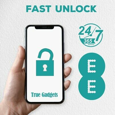 Unlock Code Service For Apple Iphone 11 Pro11 Max Xs Xs Max Xr X,8 7 6 5 Ee Uk