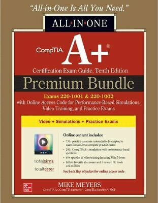 CompTIA A+ Premium Bundle All-in-One Exam Guide, 10th Edition 220-1001 220-1002