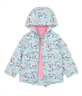 PEPPA PIG RAINCOAT 2-3YRS - New