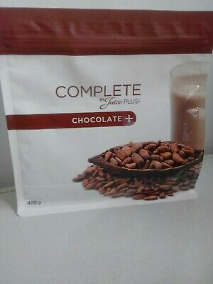 Juice Plus+ Complete Chocolate Shakes Date 03/2021 Brand New sealed.