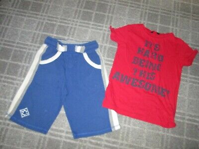 GEORG-boys BUNDLE AGE 6-7-8-9 MIXED items CLOTHES,MULTI,SPORT SHORTS T-SHIRT TOP
