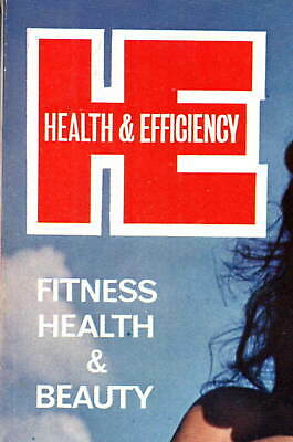 HEALTH and EFFICIENCY No.769:May 1965-Near Fine Condition-Grace Jackson