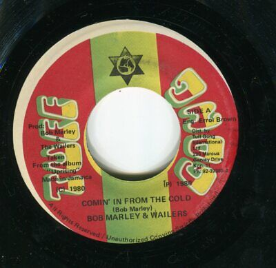 Bob Marley & The Wailers: Comin' in from the Cold on JA Tuff Gong