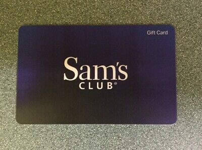 Sam's Club Or Walmart Gift Card Store Credit $10.58 Total