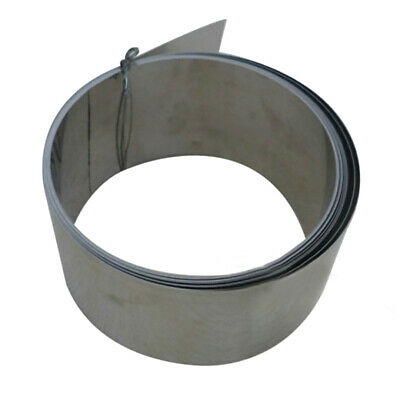 304 Stainless Steel Shim Fine Plate Sheet Foil  0.2mm x 100mm x 1m