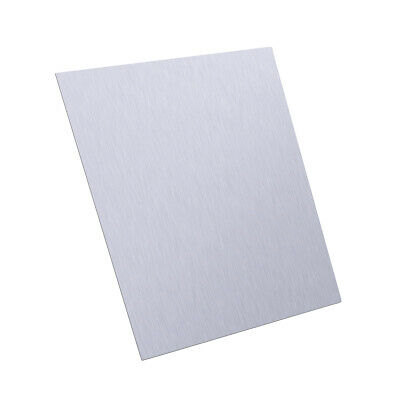 100x100x0.5mm High Purity Pure Zinc Zn Sheet Plate Metal Foil For Science