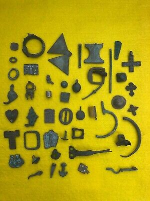 Group Of Viking Artifacts 793-1066 Ad.
