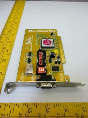 CyberSerial  JJ-P01012 Adapter PCI T15124