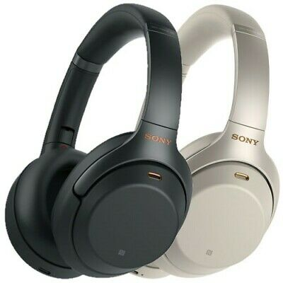 BRAND NEW Sony WH-1000XM3 Wireless Noise Cancelling Headphones Bluetooth