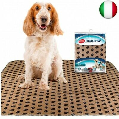 Simple Solution Tappetini Addestramento e Viaggio per Cani Lavabili Grandi - 2Pk