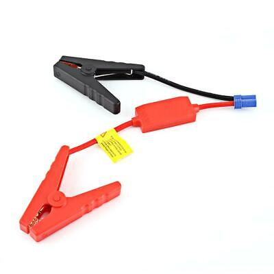 Booster Cable For Car Battery Connection Jumper Start Prevent Reverse Charge UK