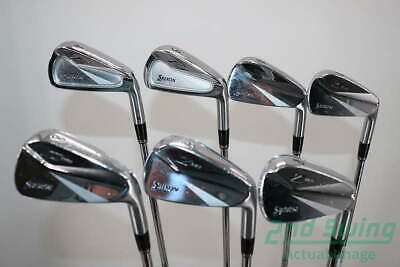 Srixon Z 765-965 Combo Iron Set 4-PW Steel Stiff Right Handed 38.25in