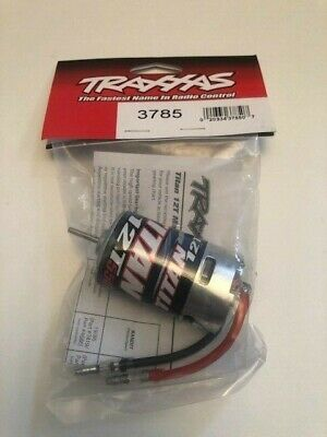 Insane RC, NEW in Package, Traxxas Titan 12T 550 Motor, 3785  FREE SHIPPING!!!