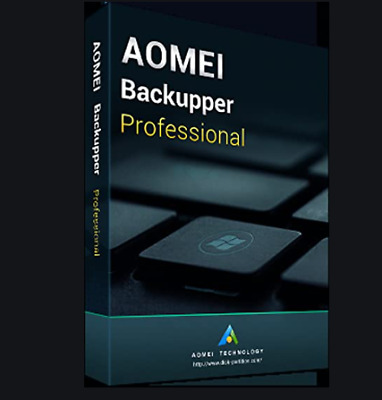 AOMEI Backupper Professional v5.7.0 ✅Full-Version-2020✅Fast-Delivery📩