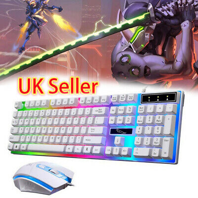 Pro Keyboard Mouse Set Adapter for PS4/PS3/Xbox One And 360 Gaming Rainbow J
