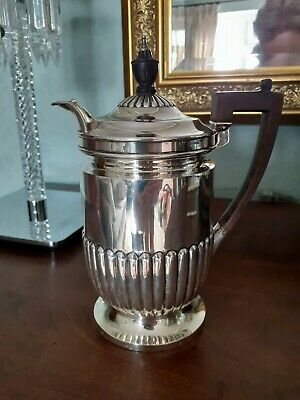 Sterling Silver 1890 Hot Water Pot