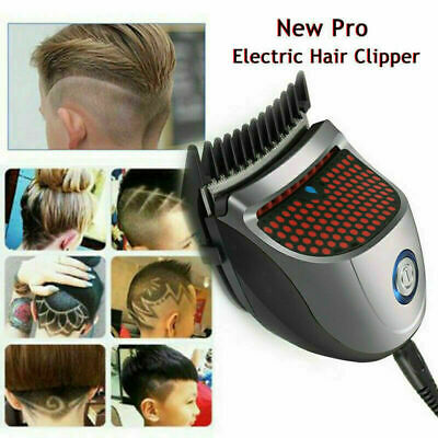 New Mens Hair Clippers Cordless Electric Quick Hair Cutting Machine Shaver