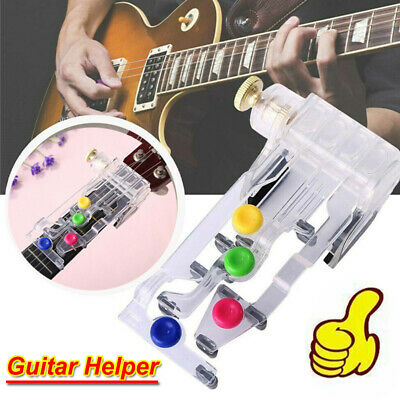 Classical Chordbuddy Teaching Aid Guitar Chord Tool Learning System Accessories