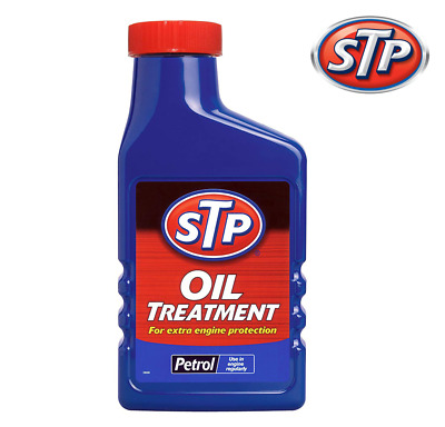 STP Oil Treatment for Petrol Engines Protect Against Engine Wear - 450ml