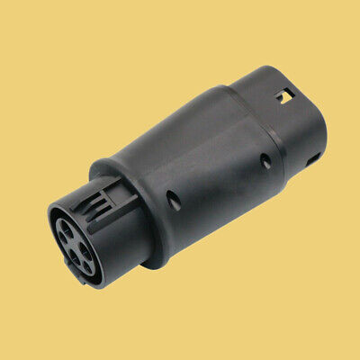 Charging Adapter SAE J1772 32A 240V Plug Fit For Electric Vehicle Car