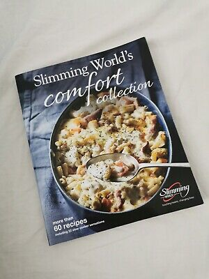 Slimming World Comfort Collection Recipe Book *used*