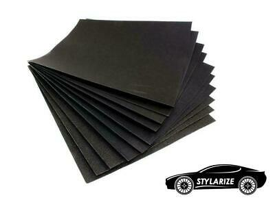 STYLARIZE® 5x Sheets Polishing Sandpaper Wet/Dry Grit-320