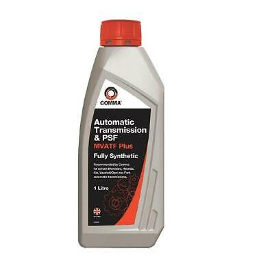 Fully Synthetic Automatic Transmission & Power Steering Fluid MVATF Plus 1L