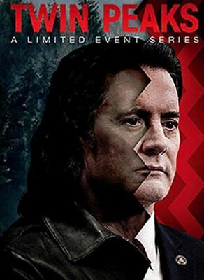 Twin Peaks Season 3 - A Limited Event Series Dvd [Uk] New Dvd
