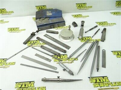 Lot Of Assorted Machinists Inspection Goodies