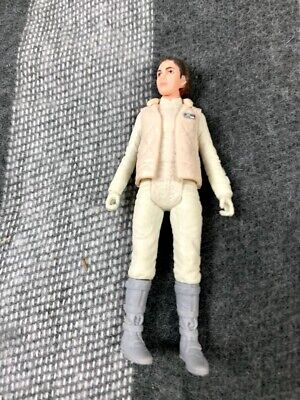 "Star Wars PRINCESS LEIA HOTH GEAR Figure 3.75/"" Solo Movie Card FORCE LINK 2.0"