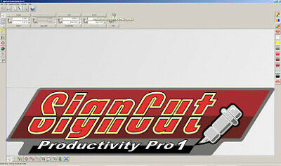 Signcut Productivity Pro FULL VERSION Life Time Activation Plotter Software