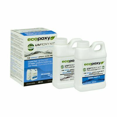 Ecopoxy UVPoxy Kit 500ml