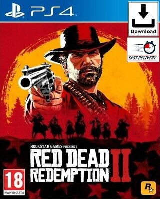 Red Dead Redemption 2 - PS4 📥