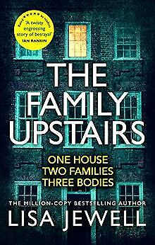 The Family Upstairs: The Number One bestseller from t...   Book   condition good